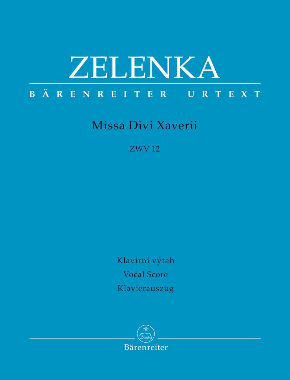 Missa Divi Xaverii ZWV 12.