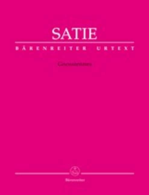 Gnossiennes Piano Satie