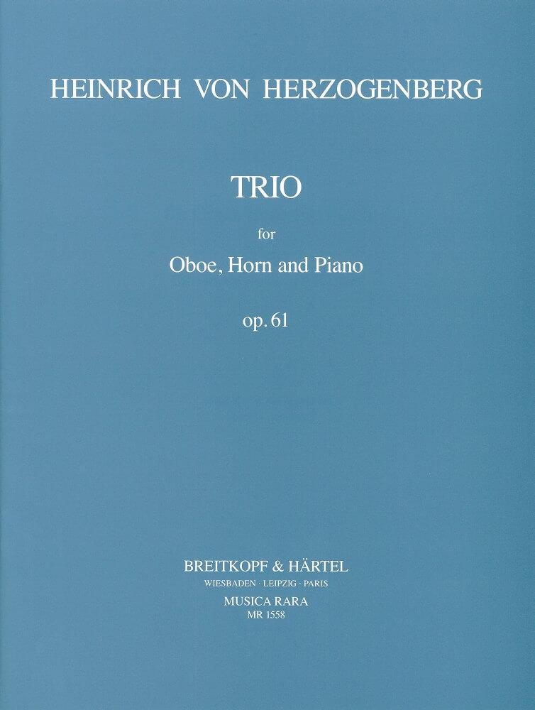 Trio in D op. 61.