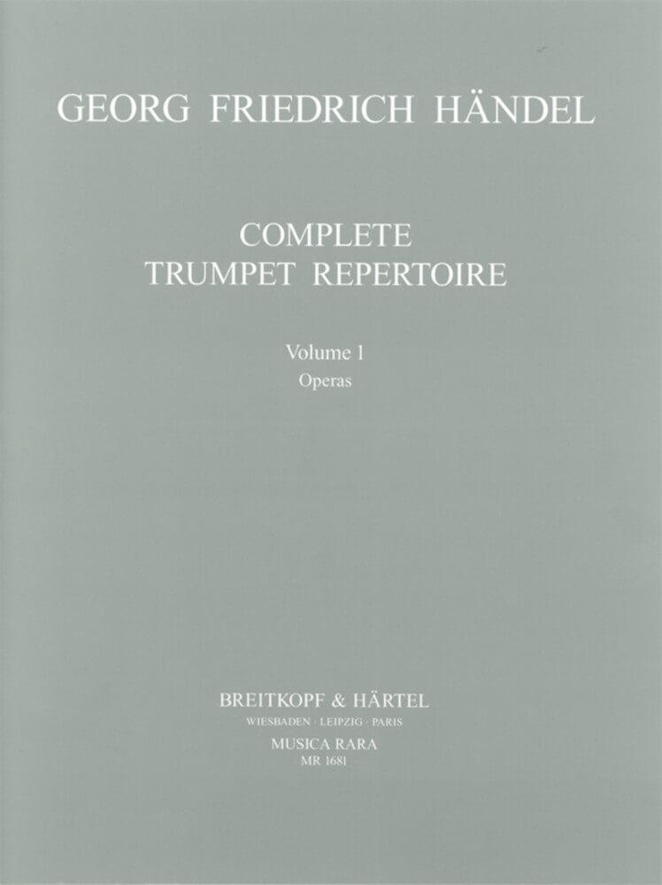 Orchesterstud. Trompete Bd.I.