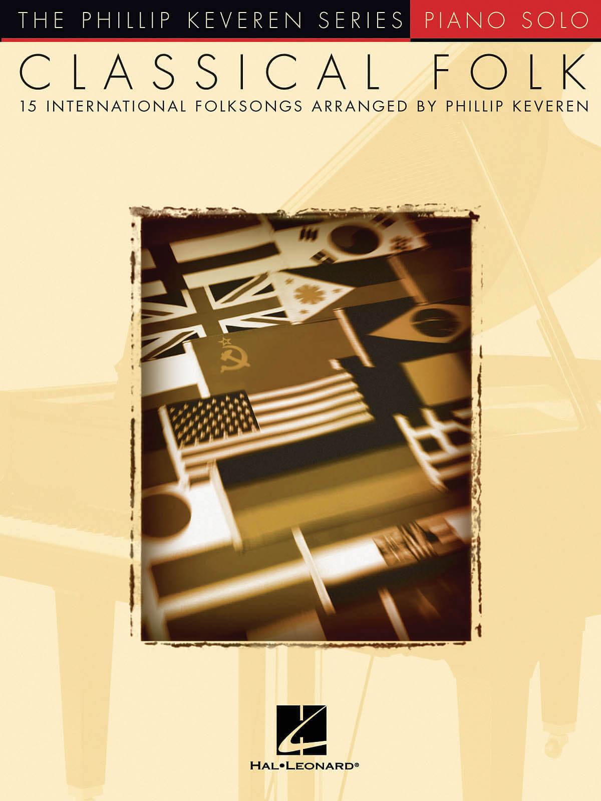Classical Folk - 15 International Folksongs