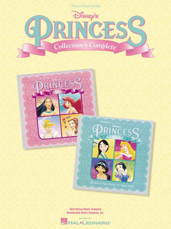 Disney'S Princess Collection (Complete)