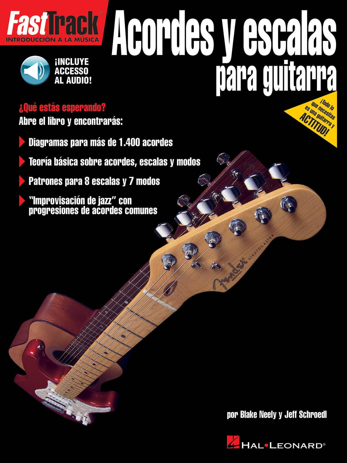 FastTrack - Guitarra - Acordes y escales