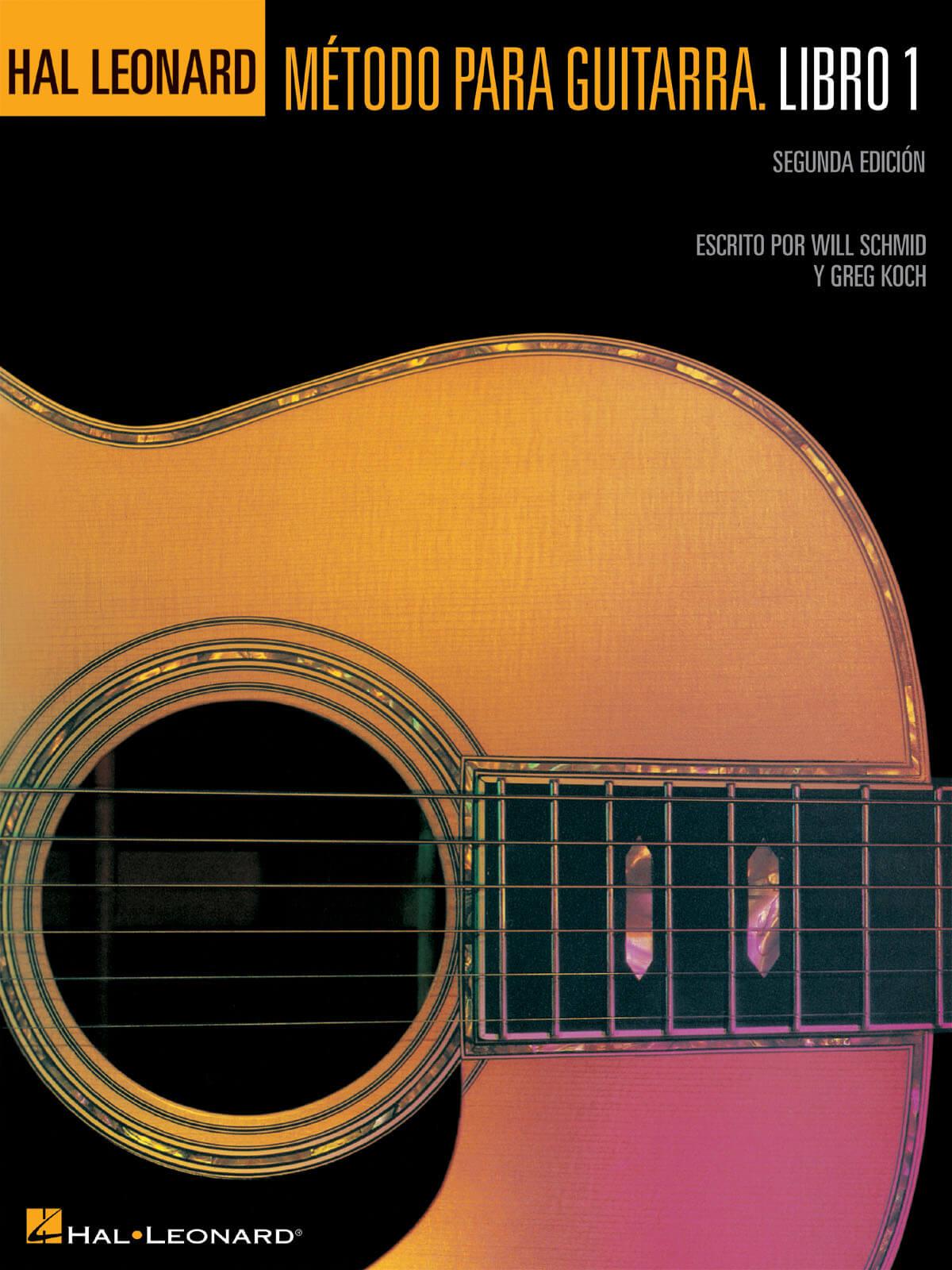 Motodo Para Guitarra Hal Leonard Libro 1