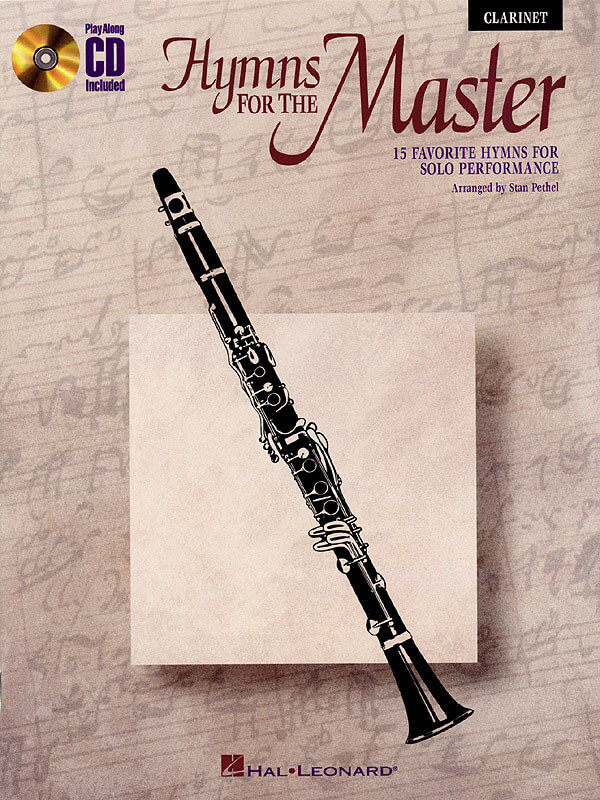Hymns For The Master - Clarinet