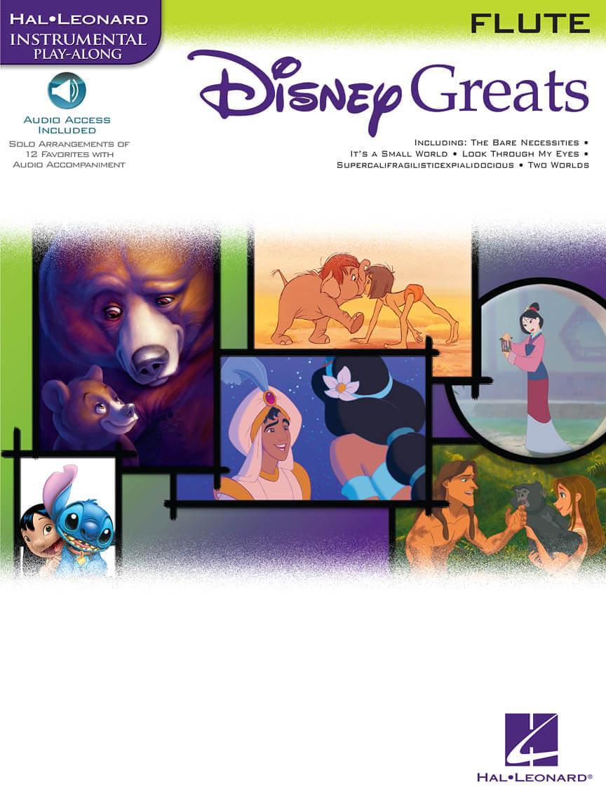 Disney Greats. Flauta
