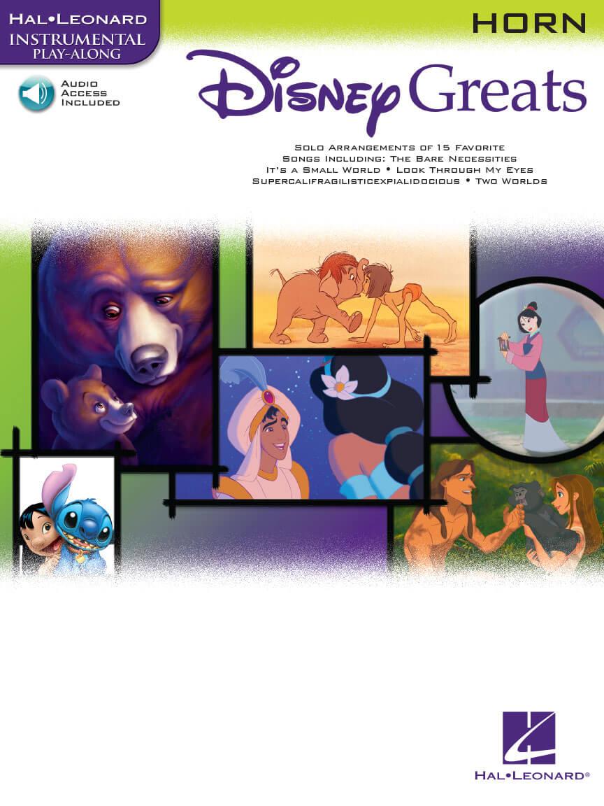 Disney Greats. Trompa