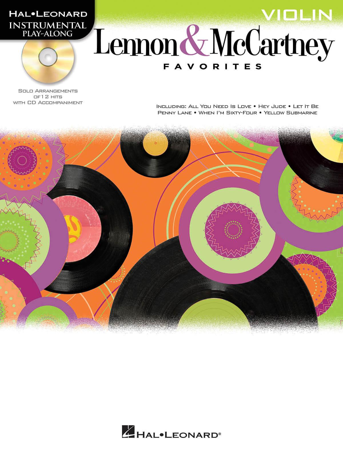 Play Along: Lennon & McCartney Favourites