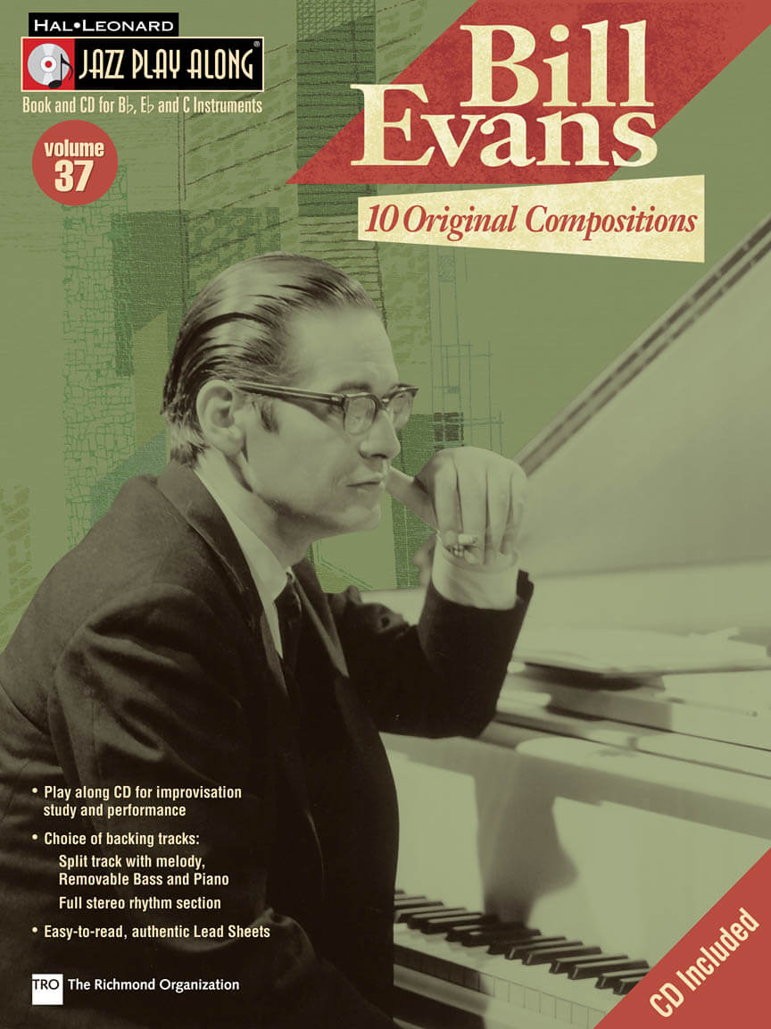Bill Evans - 10 Original Compositions