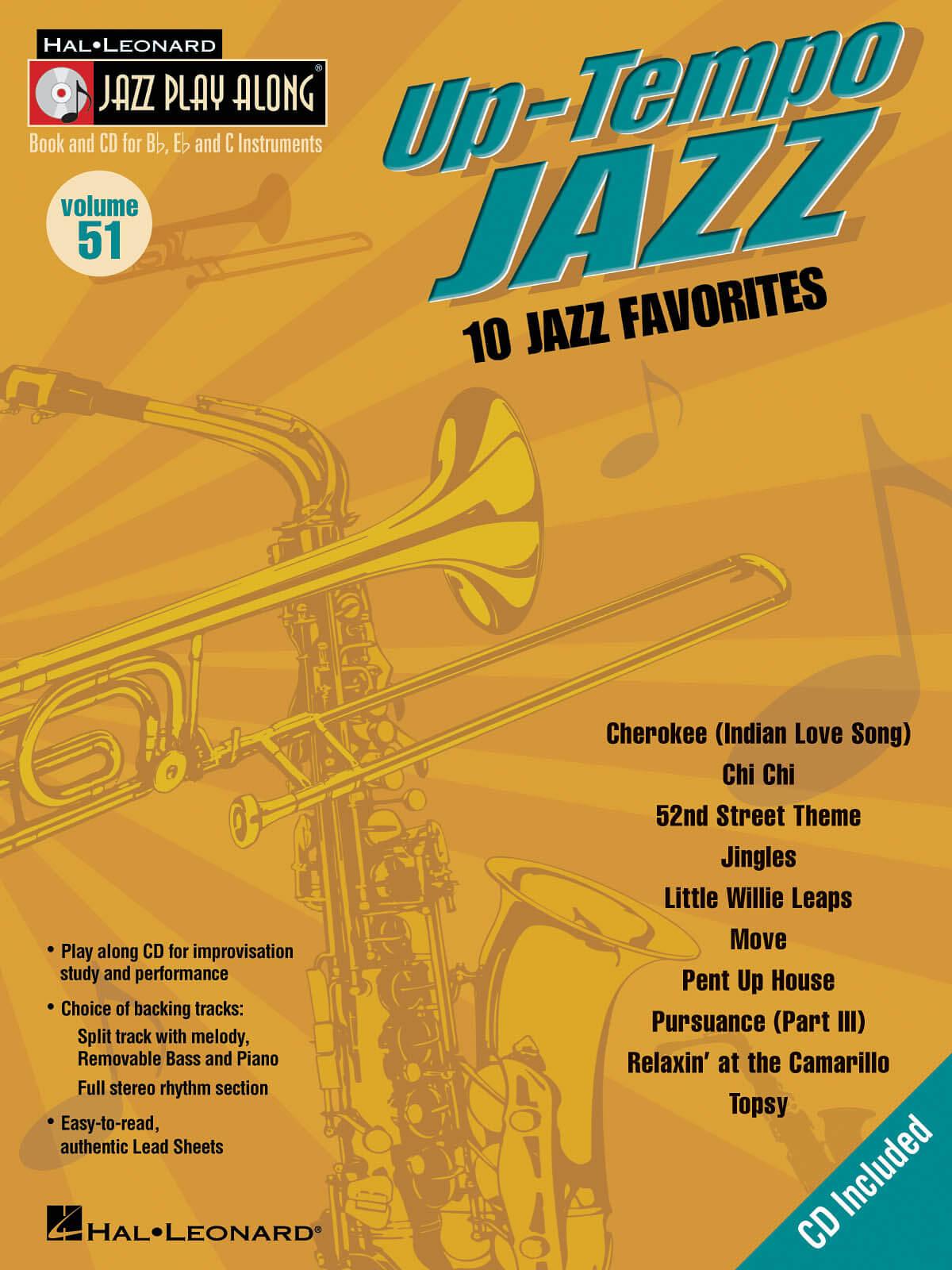 Up-Tempo Jazz