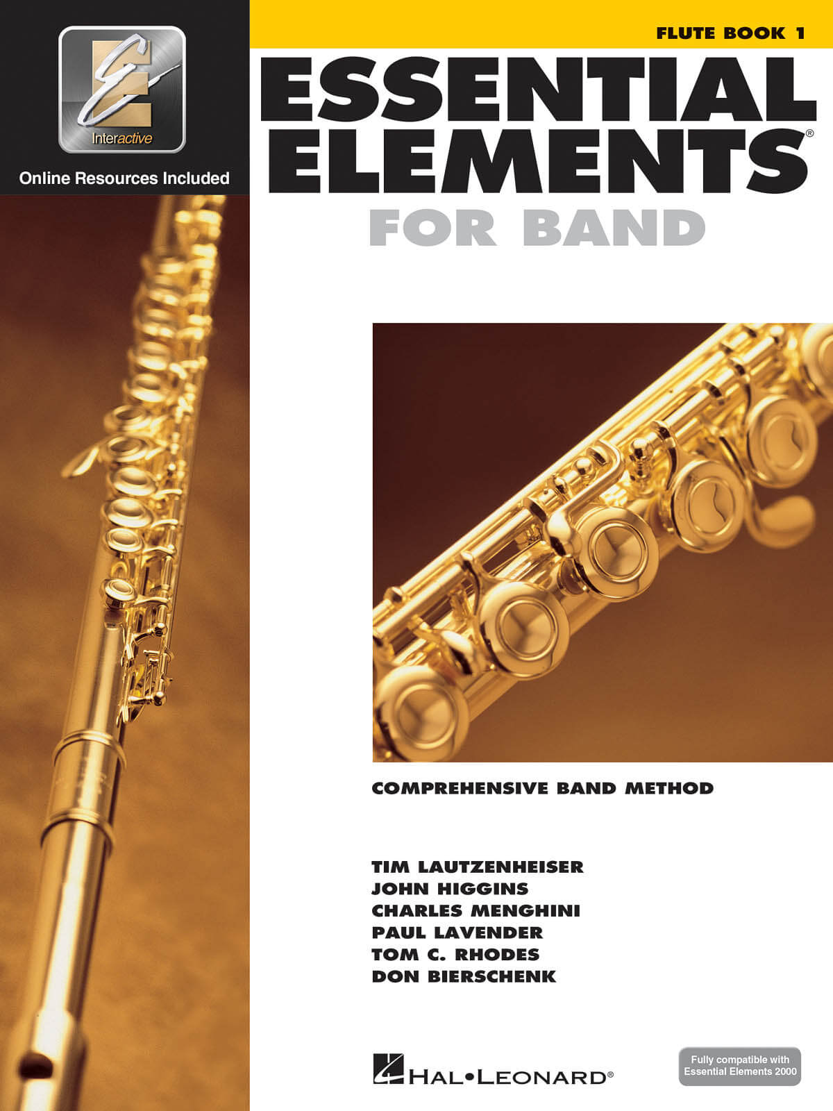 Essential Elements for Band - Book 1 with EEi. Flauta