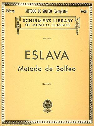 Método de Solfeo Eslava - Completo