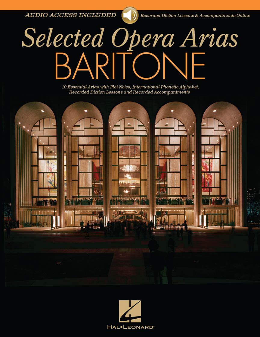 Selected Opera Arias -Baritone