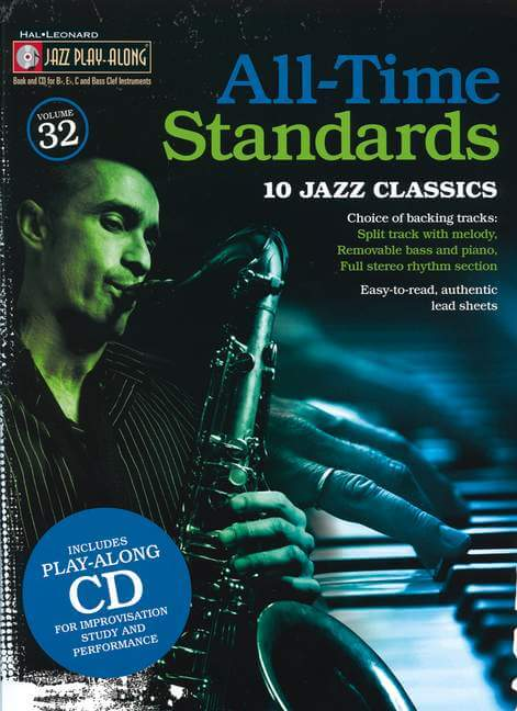All-Time Standards JPA32. 10 Jazz Classics
