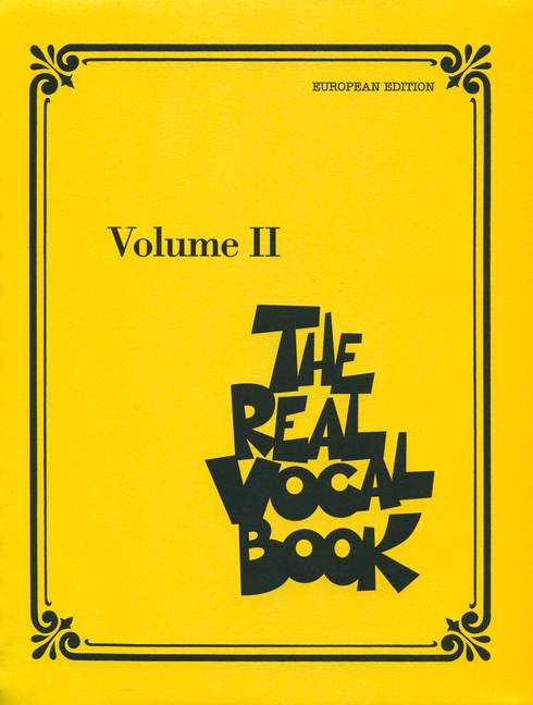 The Real Vocal Book Vol2.