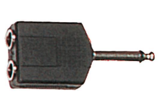 Adaptador Yellow Cables Jack/Jack 6,35Mm