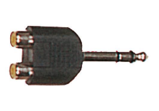 Adaptador Yellow Cables Jack/Rca 1/4