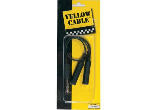 Adaptador Yellow Cables Jack/Jack 1/4