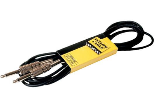 Cable Yellow Cables Jack-Jack 3M