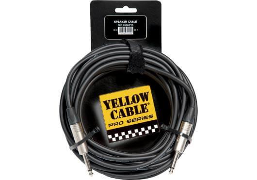 Cable Guitarra/Bajo Eléctrico Yellow Cables Jack-Jack 10M