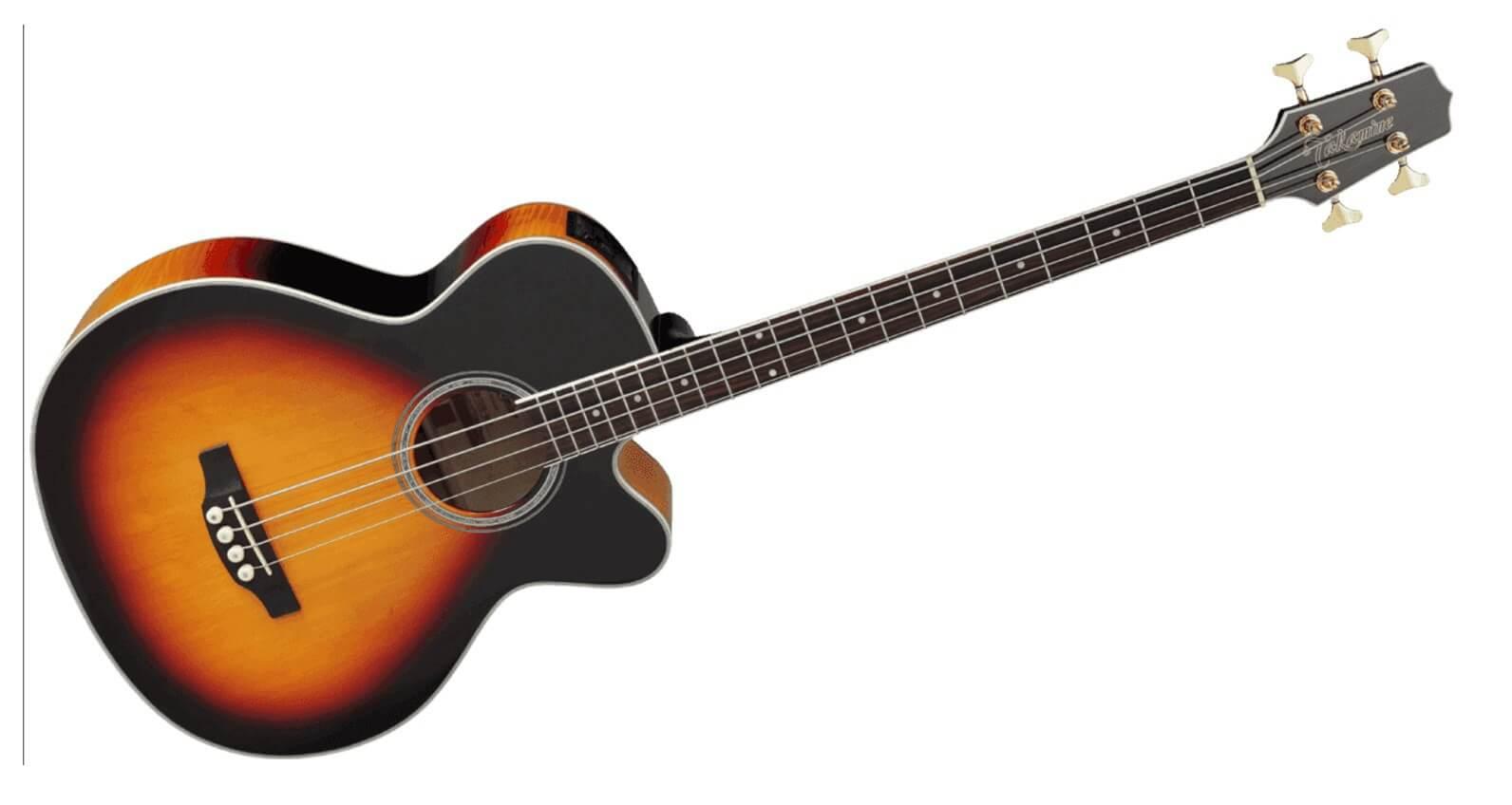 Bajo Acústico Takamine Bass Series