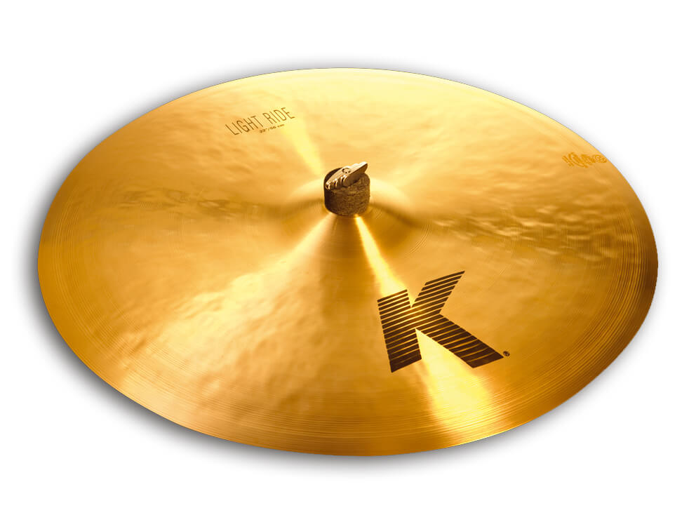 Plato De Batería Zildjian K Series Ride 22 Light