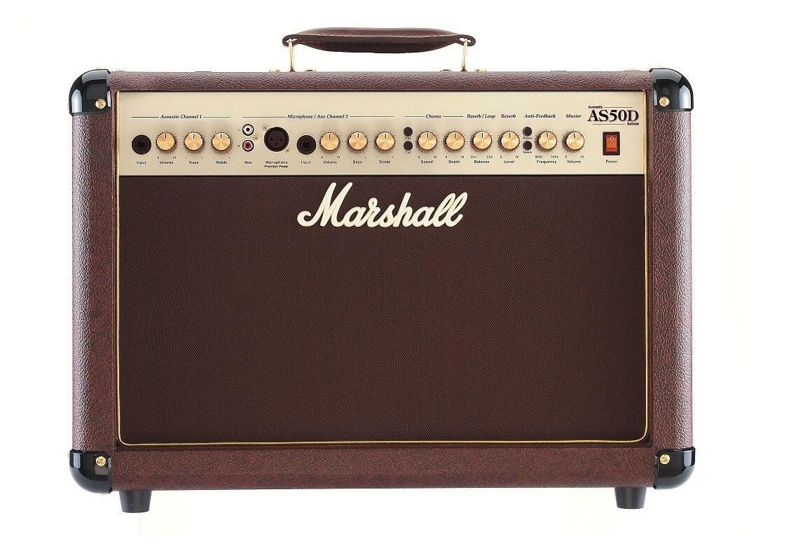 Amplificador Guitarra Marshall Acoustic 50W