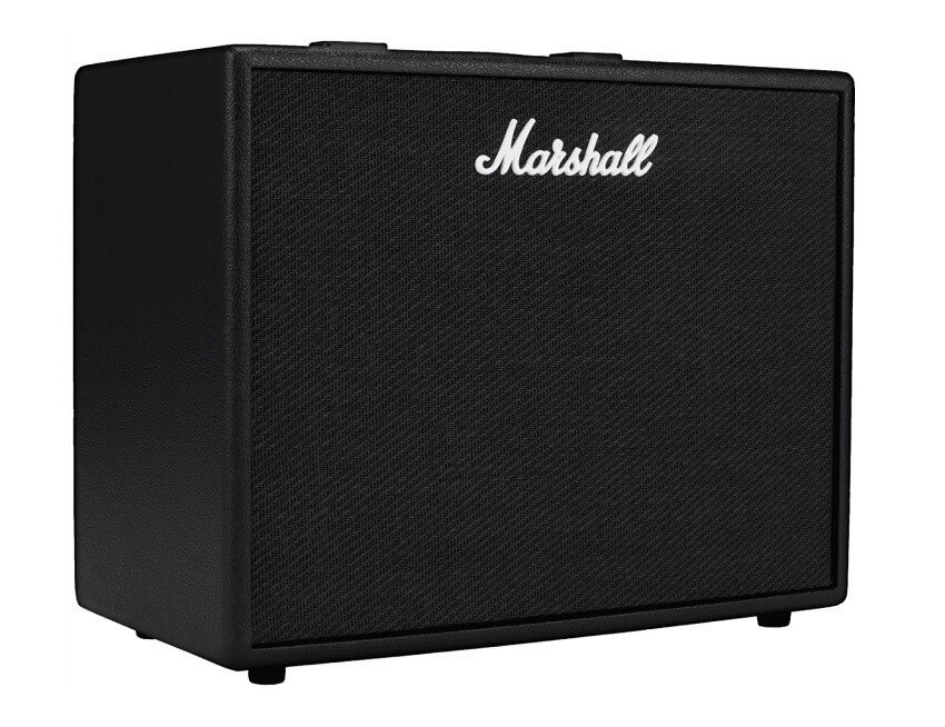 Amplificador Guitarra Marshall Code Series 50W