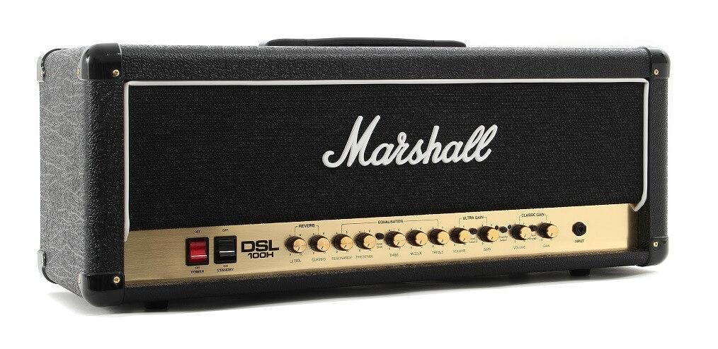 Cabezal Amplificador Guitarra Marshall Dsl (Dual Super Lead)