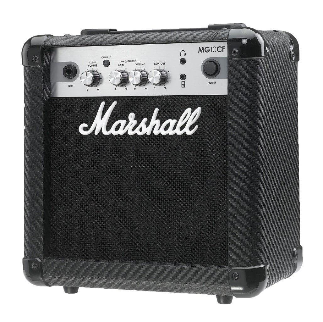 Amplificador Guitarra Marshall Mg Carbon Fibre 10W