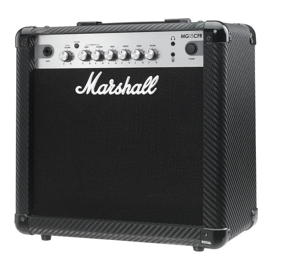 Amplificador Guitarra Marshall Mg Carbon Fibre 15W