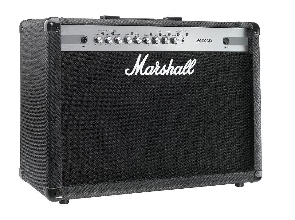 Amplificador Guitarra Marshall Mg Carbon Fibre 2X5