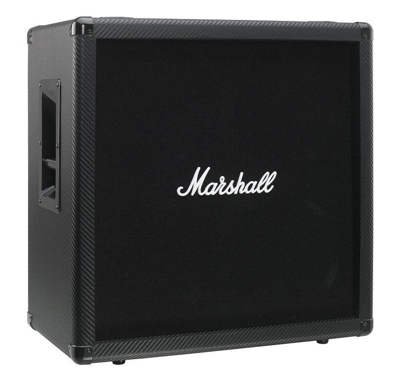 Pantalla Guitarra Marshall Mg Carbon Fibre 120W