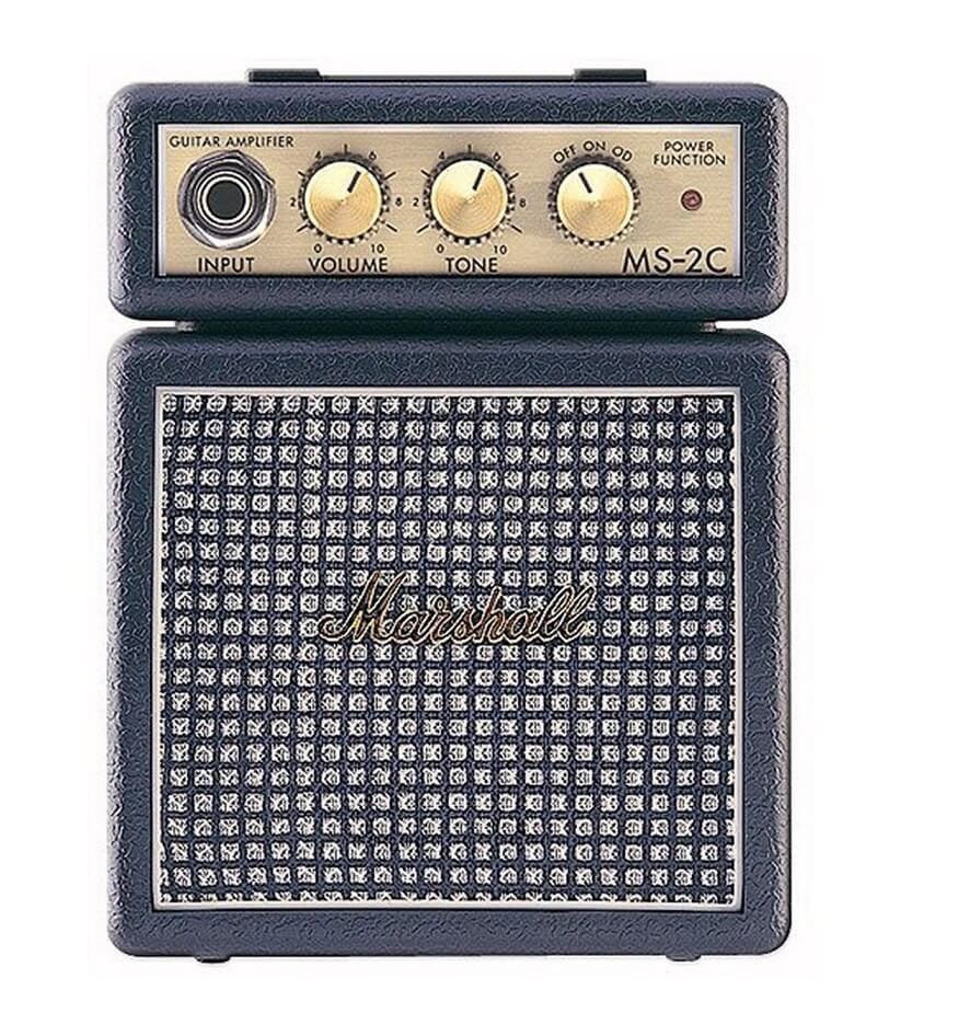 Amplificador Guitarra Marshall Micro Amps 2W