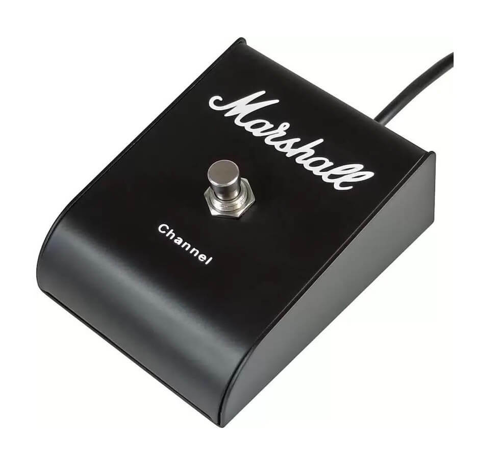 Pedalera Marshall Pedales Pulsadores Switch 1 Interruptor