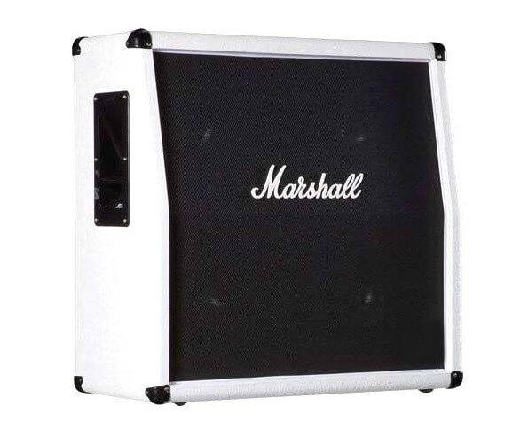 Pantalla Guitarra Marshall 1900 Cabinet Series 300W White