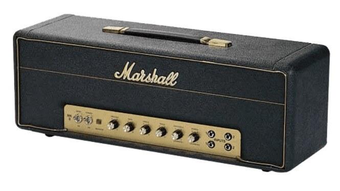 Cabezal Amplificador Guitarra Marshall Vintage Series 50W