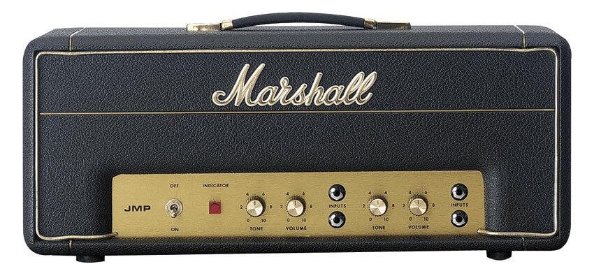 Cabezal Amplificador Guitarra Marshall Handwired 20W