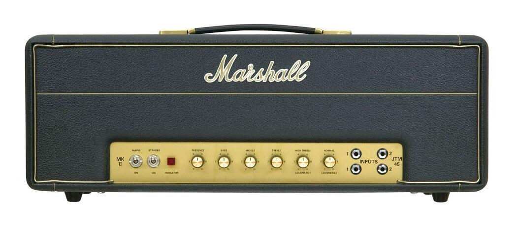 Cabezal Amplificador Guitarra Marshall Vintage Series 30W