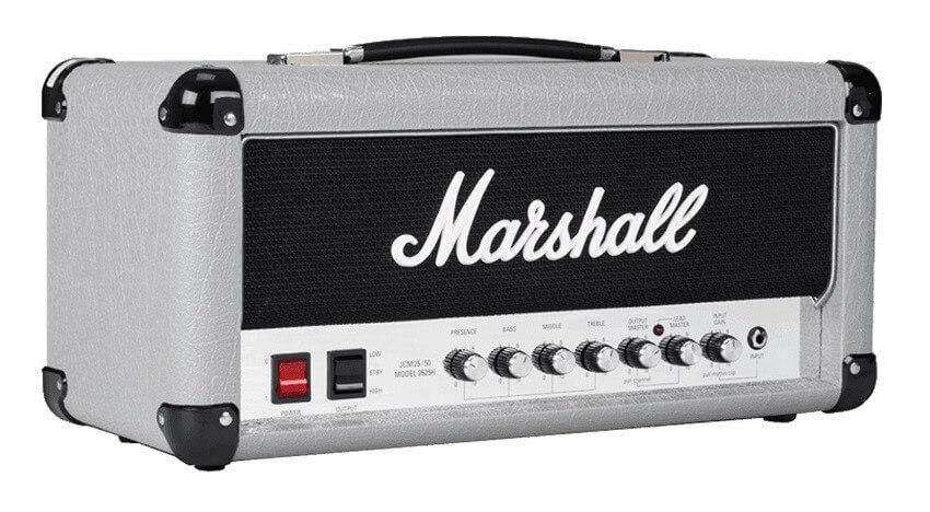 Cabezal Amplificador Guitarra Marshall Vintage Series 20W