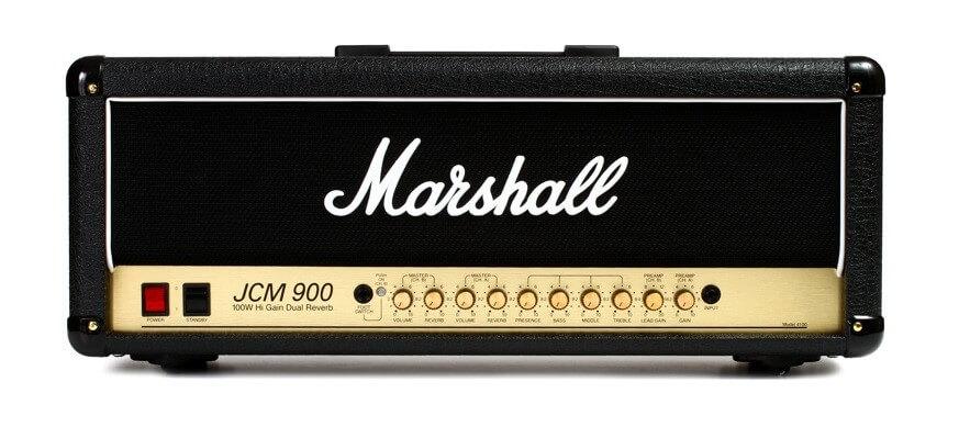 Cabezal Amplificador Guitarra Marshall Vintage Series 100W