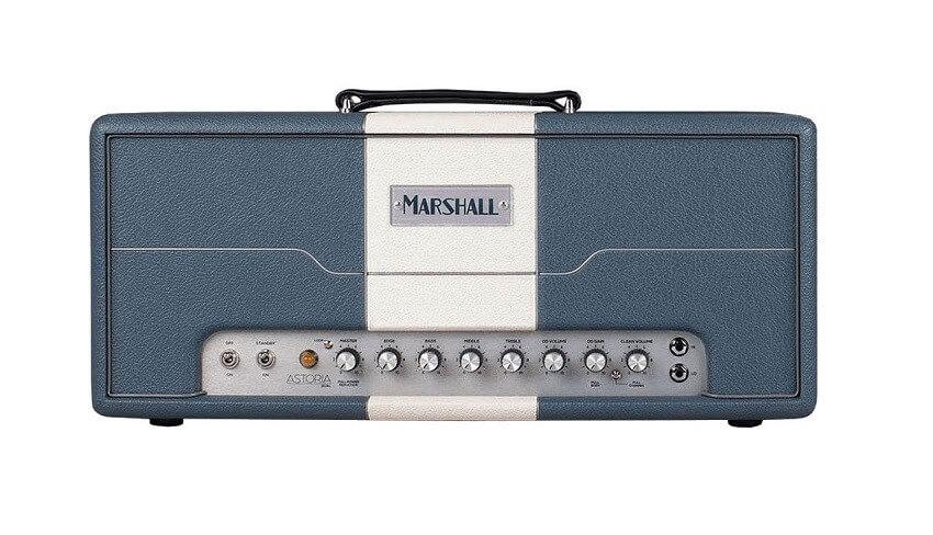 Cabezal Amplificador Guitarra Marshall Astoria Blue