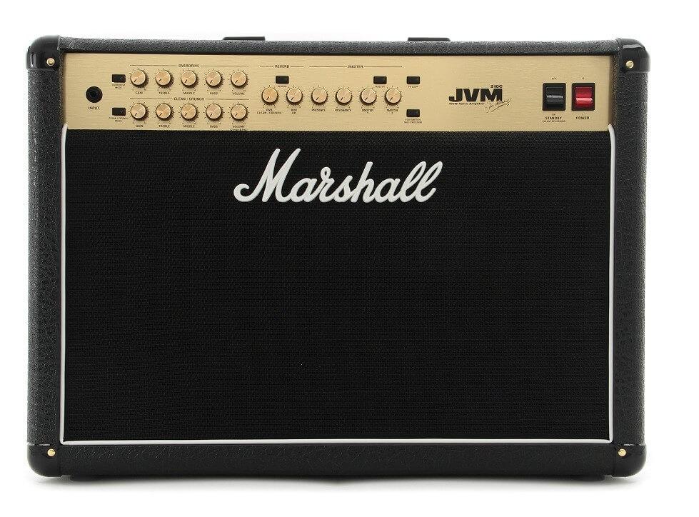 Amplificador Guitarra Marshall Jvm 100W