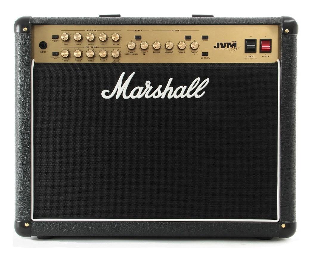 Amplificador Guitarra Marshall Jvm 50W