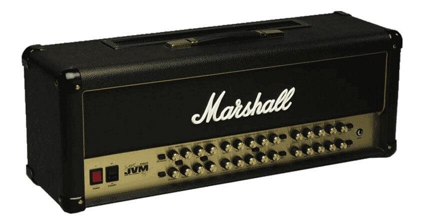 Cabezal Amplificador Guitarra Marshall Signature 100W