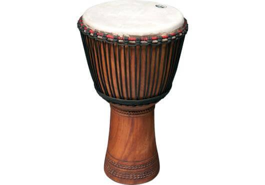 Djembé Tanga Instrumentos De Percusión - Madera 11,5