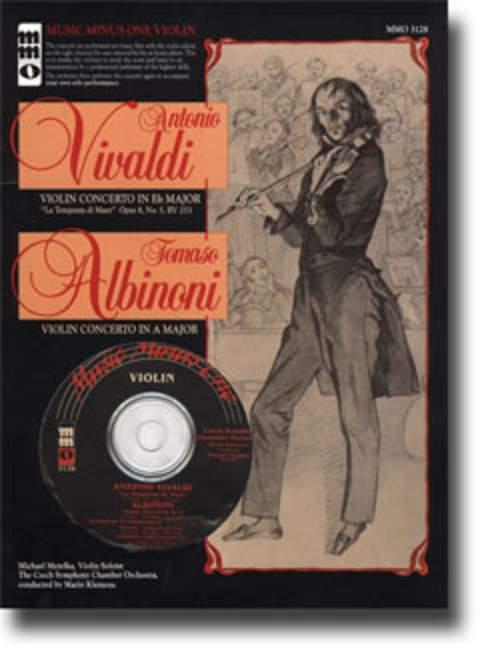Violin Concerto no.26 - Violin Concerto in A  RV253 .Albinoni