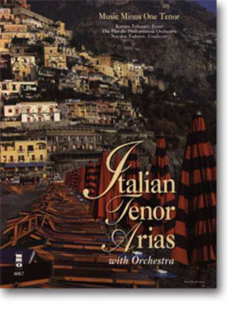 Italian Tenor Arias with Orchestra.