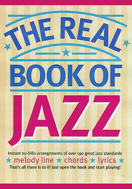 Real Book Of Jazz.