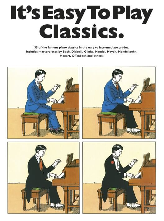 Its Easy To Play Classics 1